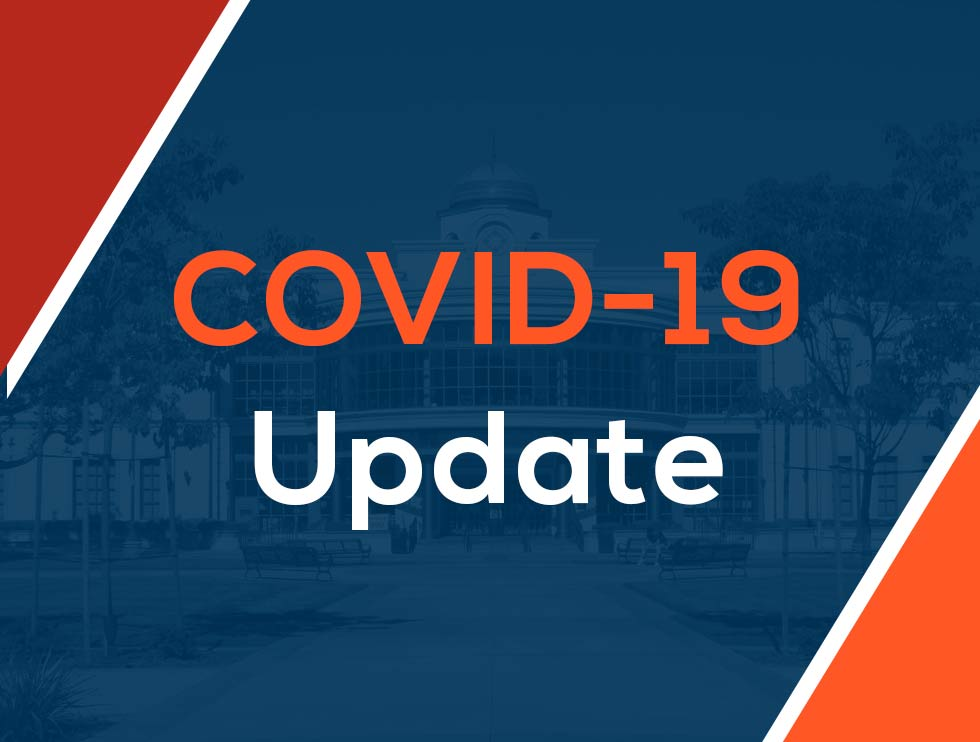 COVID-19 Updates on Dedicated Website