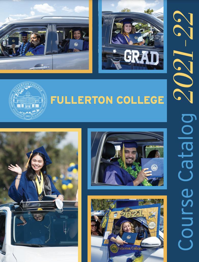 2021-2022 Catalog Cover