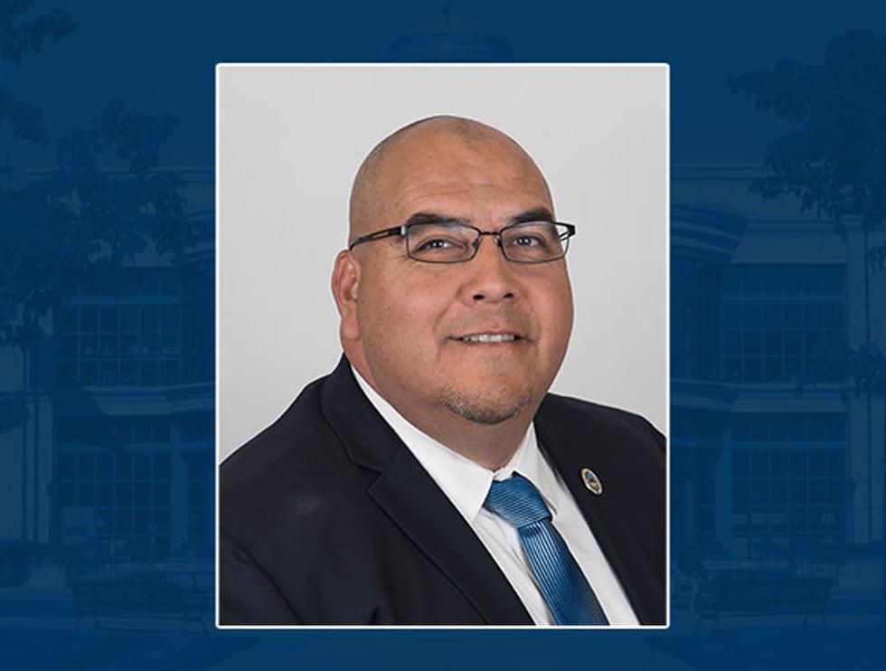 Interim President Gil Contreras